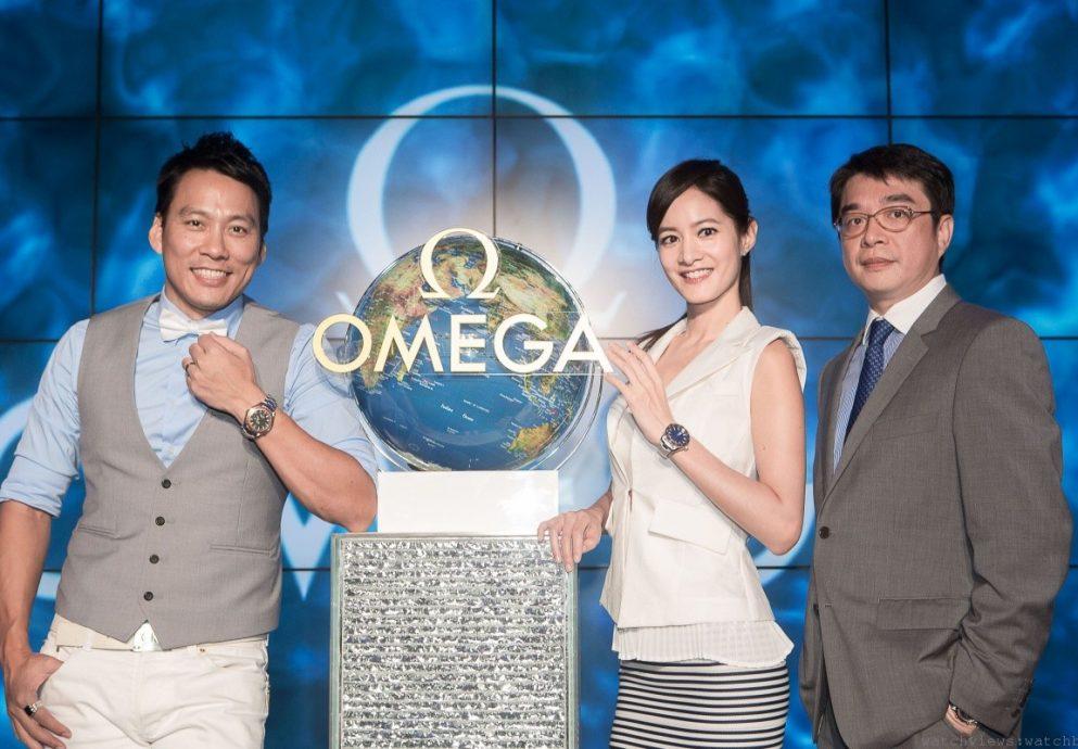 海洋之美 分秒追隨:OMEGA與GoodPlanet合作拍攝《Planet Ocean》海洋環保電影