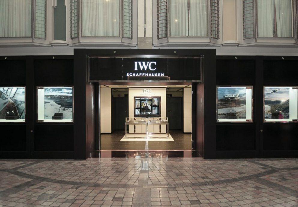 遊輪上的第一家專賣店:沙夫豪森IWC Boutique Mariner of the Seas專賣店揭幕