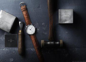 Georg Jensen KOPPEL 925銀藝腕錶 向百年工藝致敬