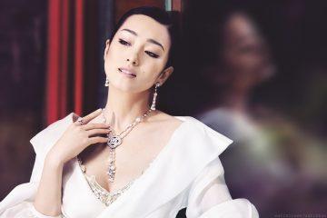 Piaget伯爵高級珠寶優雅攜手全球代言人鞏俐,Couture Précieuse璀璨華裳系列閃耀登場