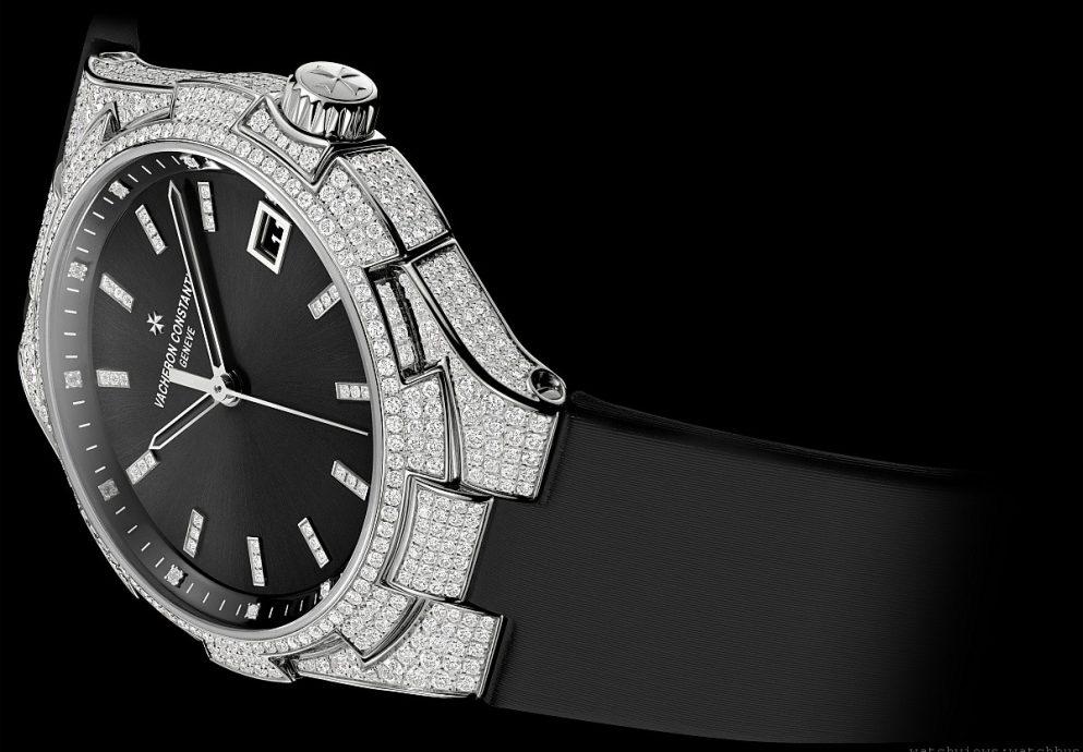 江詩丹頓Overseas Lady Date Self-Winding縱橫四海系列自動上鍊女裝腕錶