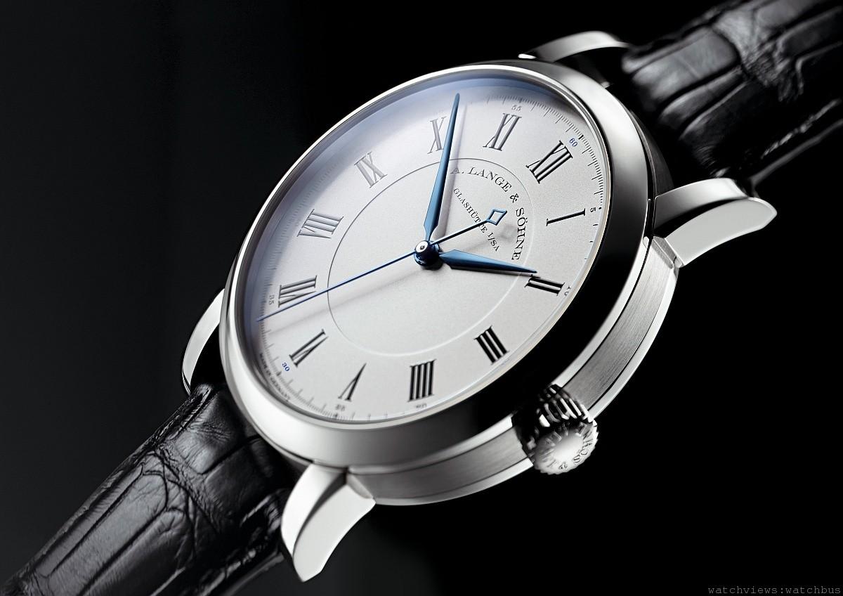 腕上的天文台錶:A. Lange & Söhne Richard Lange腕錶