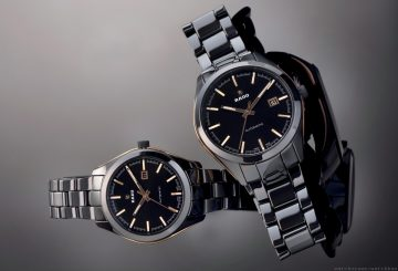 七夕情人耍心機:雷達表皓星/真我系列對錶就愛看透你的「芯」