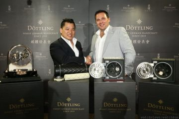 Döttling手工製頂級工藝保險箱由斐儷珠寶正式引進台灣