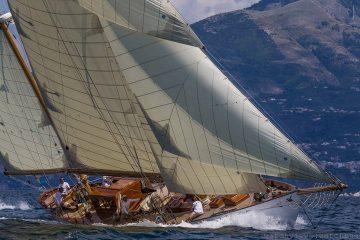 沛納海古典帆船挑戰賽第三輪賽事「Le Vele d'Epoca a Napoli」於6月27至30日舉行