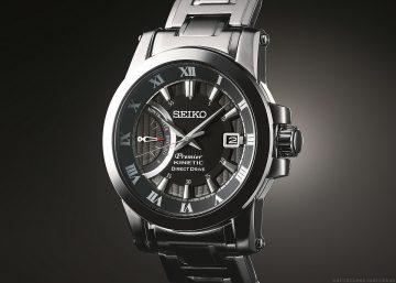 SEIKO Premier「錶」述對爸爸的愛,KINETIC人動電能全新錶款讓心意長伴左右