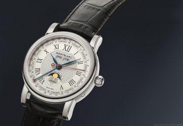 Montblanc Star Carpe Diem萬寶龍系列腕錶「把握當下」特別版