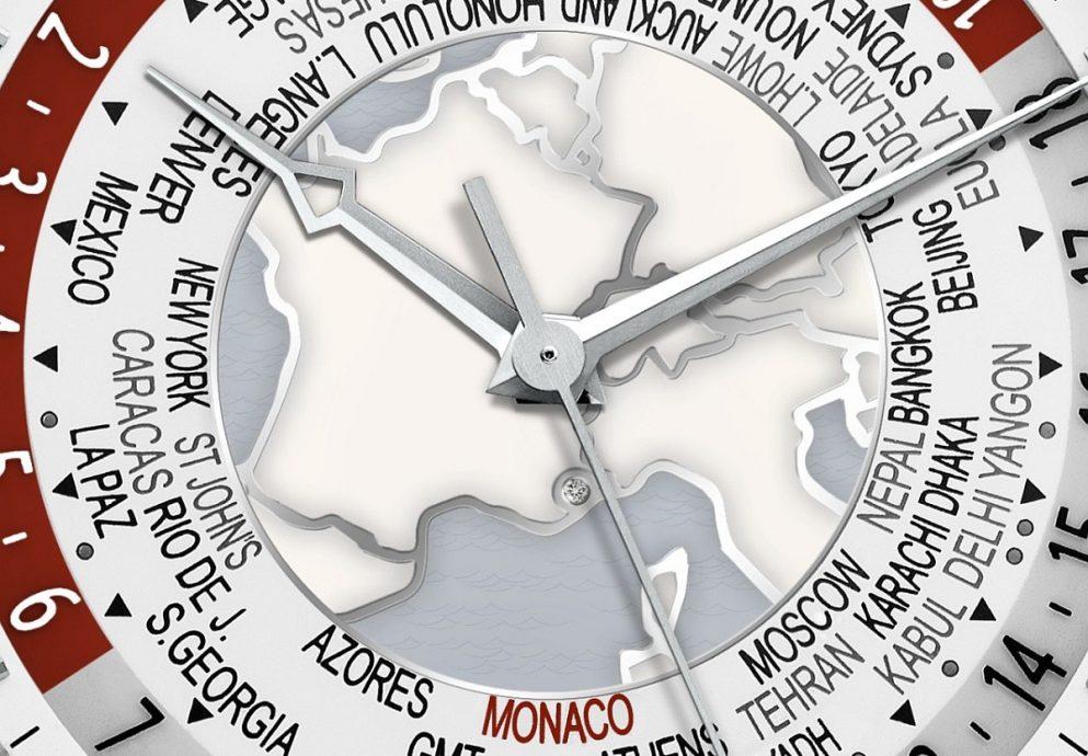 全球世界時區盡掌握:Vacheron Constantin Patrimony Traditionnelle 世界時間腕錶Only Watch 2013特別版款式