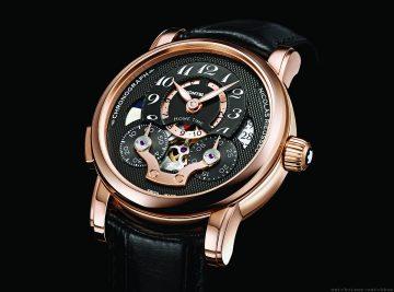 台南中國鐘錶尊榮館獨家首獻2013 Montblanc萬寶龍經典工藝腕錶展