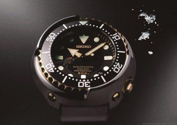 挑戰深海極限,展現冒險家風範:SEIKO PROSPEX 100周年紀念限量潛水錶全新上市