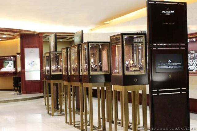 2013 百達翡麗世界巡迴新款發表會9月25至28日於時美齋鐘錶舉行