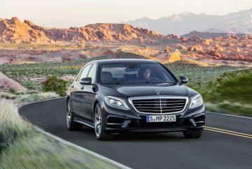 絕頂豪華定義豪華房車之作:Mercedes-Benz 全新 S-Class 帝王降臨 眾所追隨