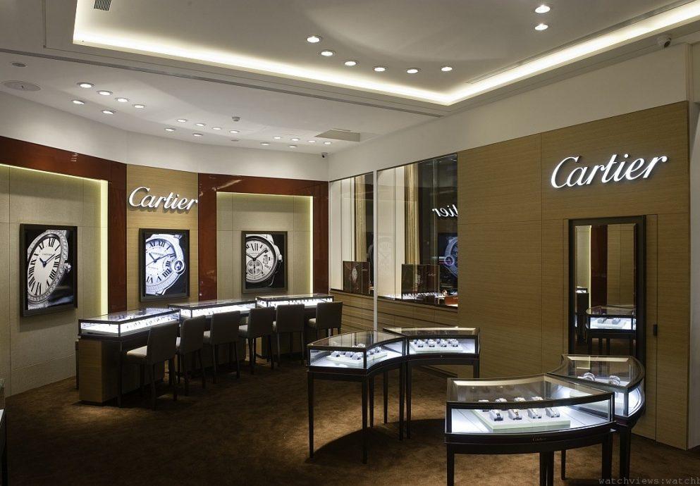 卡地亞2013年SIHH鐘錶展最新錶款,10月5日起於桃園富貴鐘錶展售