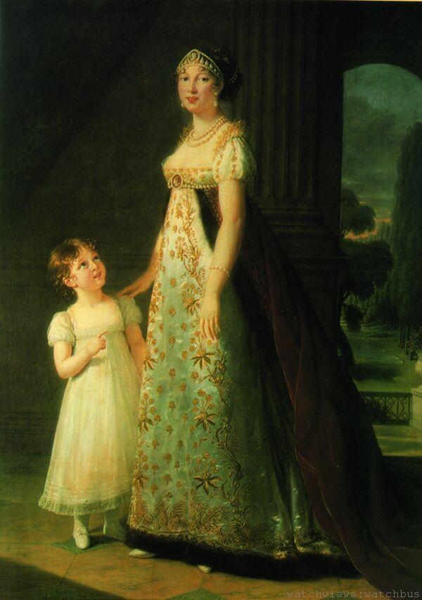 Caroline Murat_Reine de Naples