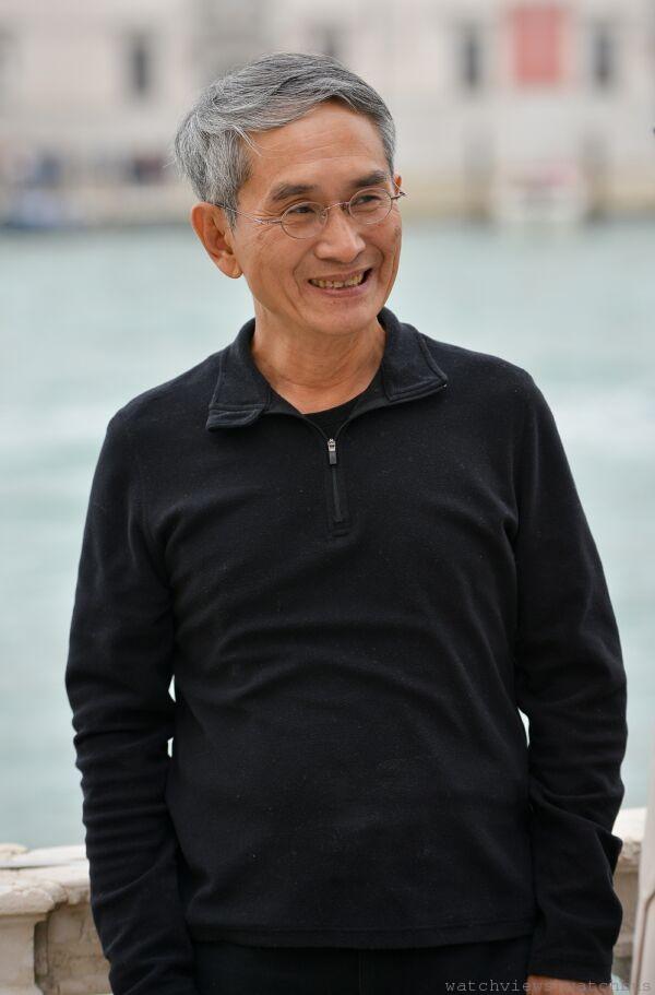 林懷民先生擔任本屆Rolex Mentor and Protégé Arts Initiative舞導類的導師。