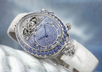 Breguet 推出兩款Reine de Naples系列自鳴錶:Reine de Naples 8973 Anniversary Edition與Reine de Naples 8978 Automatic Strike