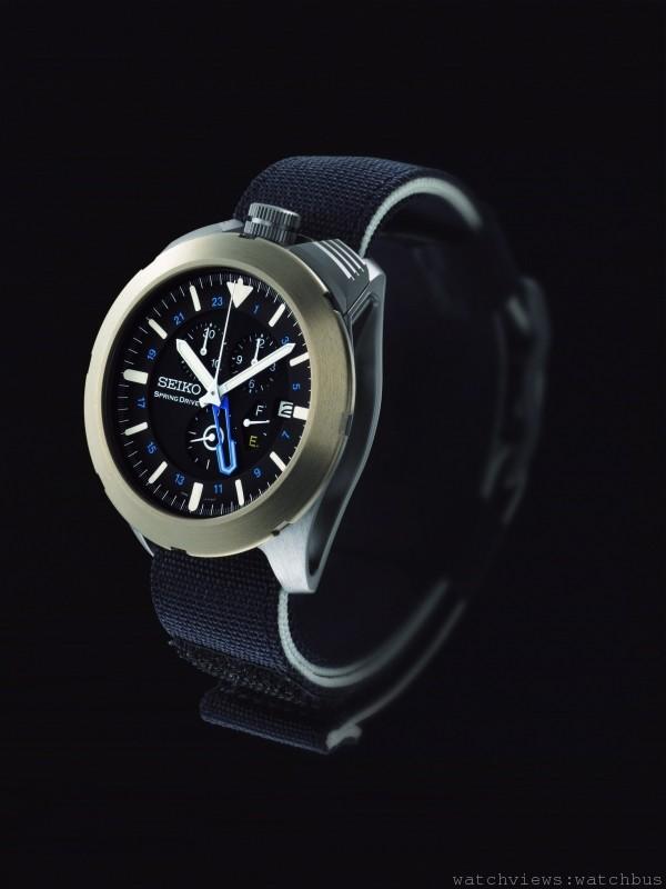 Spring Drive Spacewalk太空錶(2008年),邁入宇宙穹蒼,專為太空任務設計的腕錶,為世界上第一只登上外太空測試成功的Spacewalk錶款。此錶為相同規格的Spring Drive Spacewalk 紀念限量款。錶殼採用輕量堅硬的白鈦材質,並因應宇宙劇烈溫差變化而開發特殊材質墊圈,實現優異氣密性。2010年榮獲日內瓦高級鐘錶運動組的肯定。