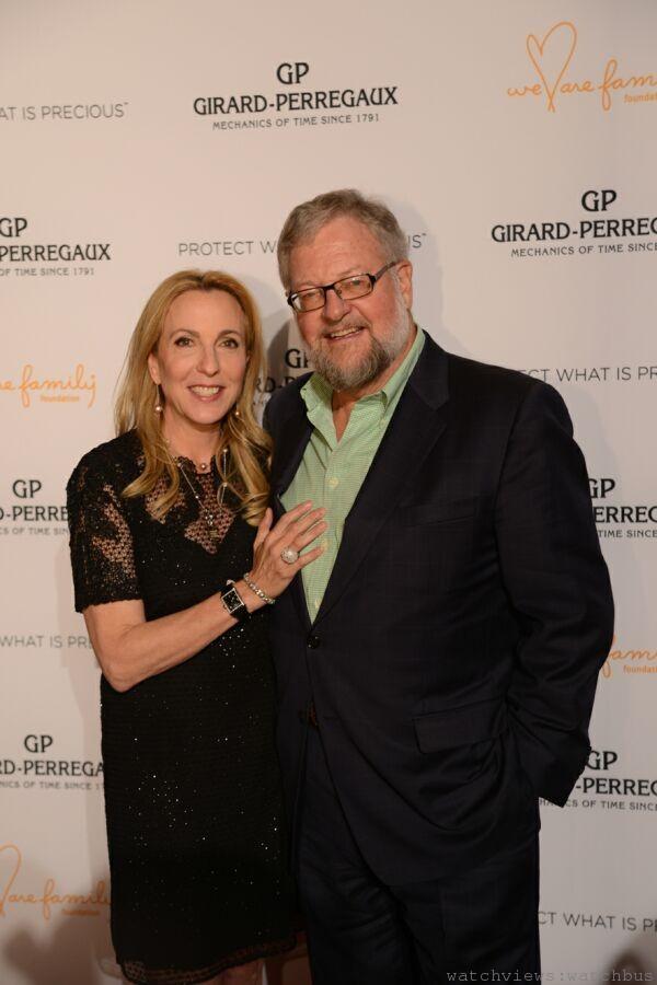 David與Susan Rockefeller賢伉儷