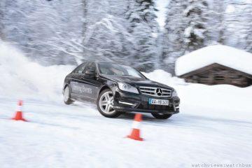 賞略壯闊雪景 恣意馳騁–賓士海外冬季駕馭課程即將啟程