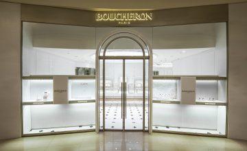 BOUCHERON 台北101全新概念店盛大開幕