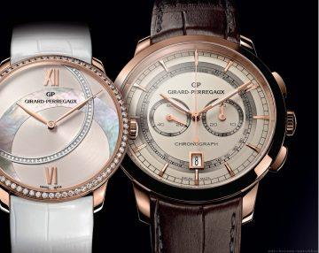 以典雅新貌向傳統成就致敬:2013年Girard-Perregaux芝柏全新1966系列腕錶