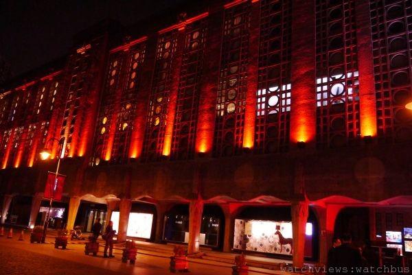 Watch Your Style帝舵之夜極具歷史風味、融會東西方特色的中國上海虹口1933老廠坊盛大展演。