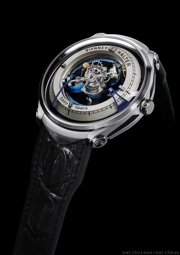 最佳創新獎:Vianney Halter Deep Space Tourbillon