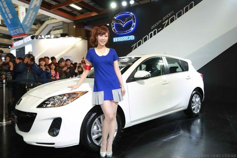 MAZDA前衛概念SHINARI領軍:All New Mazda6、CX-5展現魂動新勢力