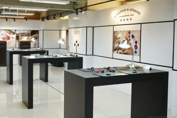 朗格鑑賞家學院「時間在我們手中」於台北舉行,深入淺出介紹朗格薩克森工藝與技術