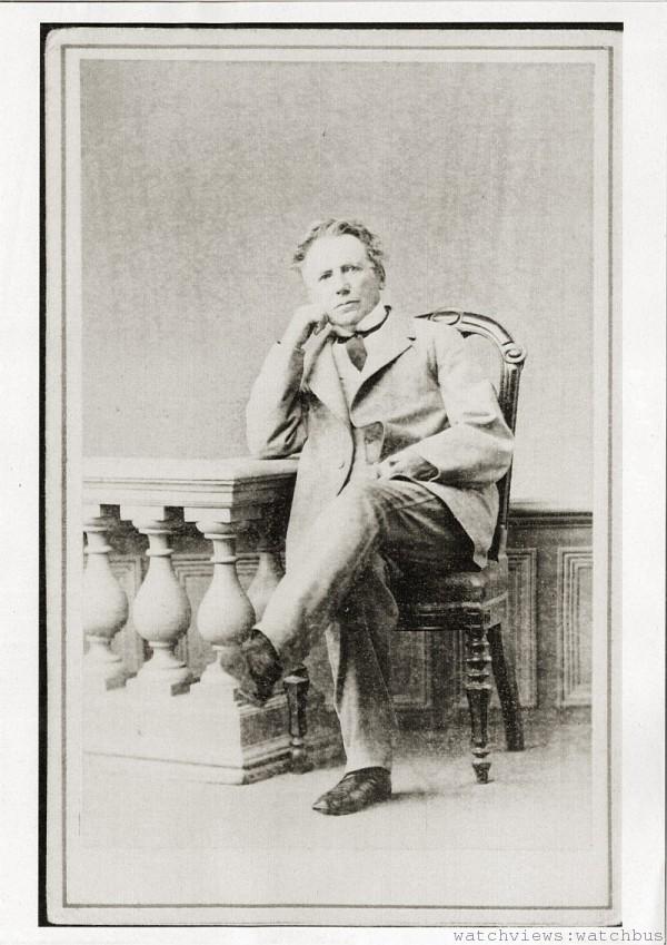 H. Moser & Cie.由Heinrich Moser創立於1828年