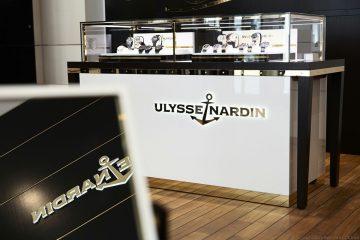 高級製錶品牌雅典錶Ulysse Nardin啟航征服『光之城』,法國首家專賣店落戶巴黎