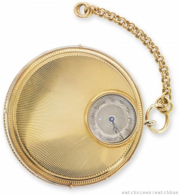 Breguet N° 960 大型觸摸錶