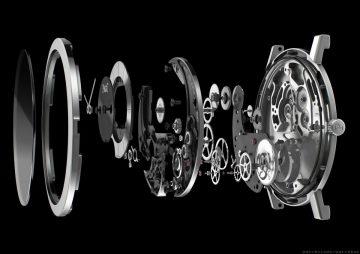 當全球最纖薄機械腕錶的機芯與錶殼達臻一體成型:PIAGET ALTIPLANO 38mm 900P