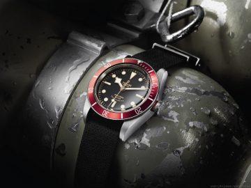 1954 – 2013年傳奇延續:TUDOR HERITAGE BLACK BAY榮獲2013年日內瓦鐘錶大賞復興獎