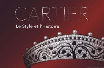 卡地亞12月4日起於法國巴黎大皇宮展出《Cartier, The Style and History卡地亞:風格史詩》展覽