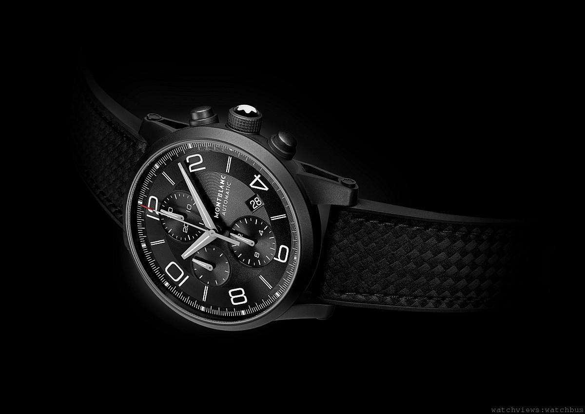 萬寶龍推出Star系列Twin Moonphase雙月相腕錶與TimeWalker系列Extreme DLC計時腕錶