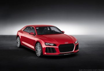 Audi發表車壇科技 描繪未來城市的移動新風貌