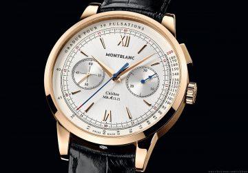 [2014 SIHH] 源自高級製錶的無限熱情:全新萬寶龍Meisterstück Heritage系列腕錶