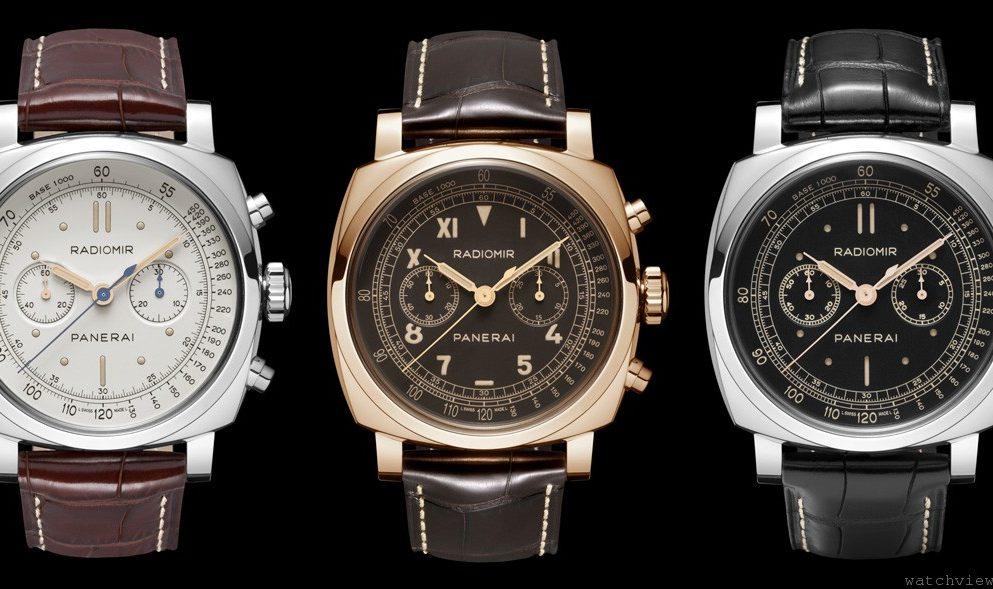 [2014 SIHH] 沛納海發表全新Radiomir 1940 Chronograph計時碼錶系列