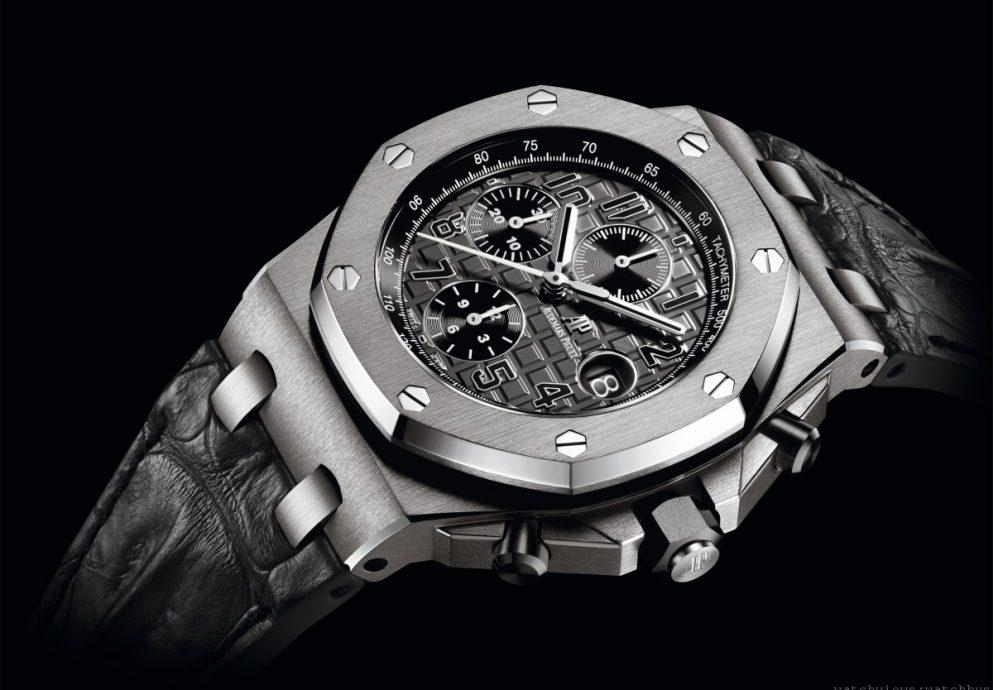 愛彼發表全新皇家橡樹離岸型系列計時碼錶42MM系列與白色陶瓷Diver潛水錶