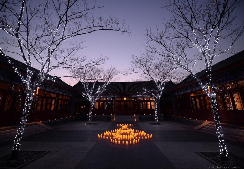 寶格麗2014 DIVA高級珠寶臻品鑒賞會於北京頤和園華美呈現