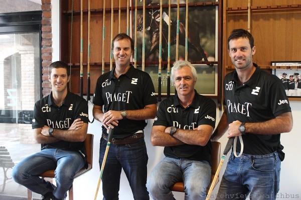 Ellerstina馬球隊由Facundo、Gonzalo、Nicolás Pieres及Mariano Aguerre等一時之選組成黃金四人陣容。