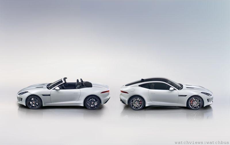 New F-TYPE Coupé是Jaguar與貝克漢合作後首波行銷活動的主要車系,堪稱是Jaguar旗下有始以來空氣力學表現最好、最以性能導向的車款。