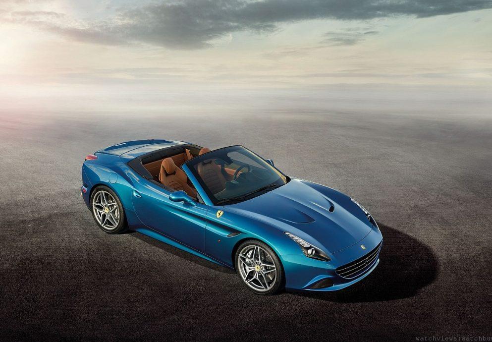 革命性V8渦輪引擎 ,Ferrari 法拉利California T 日內瓦車展全球首發