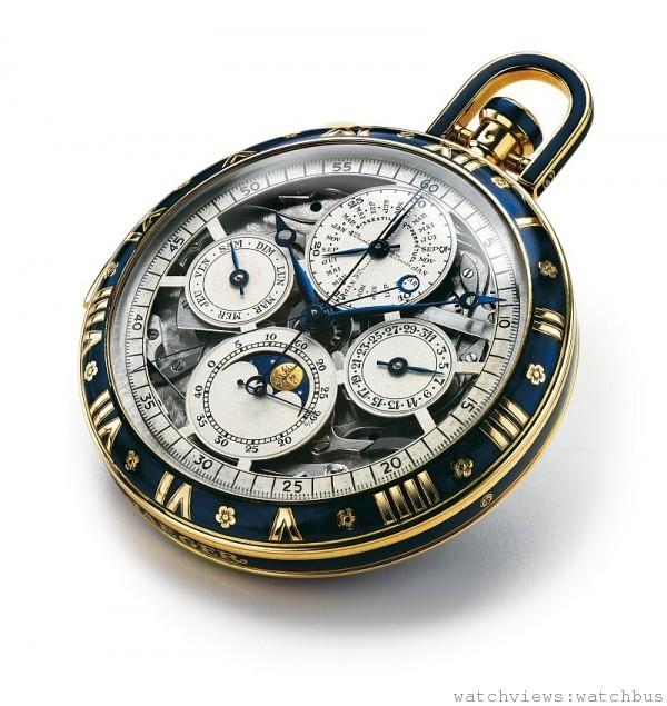 積家Master Grande Tradition à Quantième Perpé tuel 8 Days SQ腕錶的創作靈感來自1928的年超卓複雜懷錶。