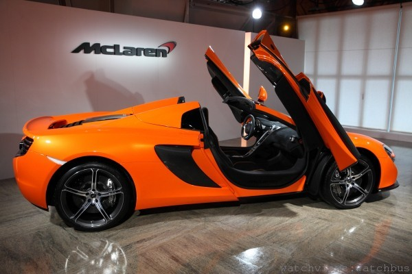 McLaren 650S本月初甫於日內瓦車展全球首度發表,永三汽車在兩周內旋即正式引進抵台發表,最快3月底即可交付新車予頂尖買家。