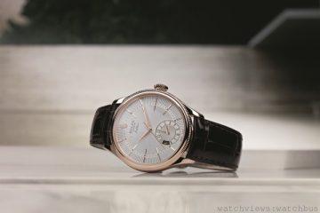 [2014 Basel]以優雅風格與顯赫氣度向製錶傳統致敬:Rolex全新Cellini Dual Time