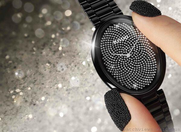 [2014 Basel] 新材質、新美學、新視界:2014巴賽爾錶展 雷達表計時開始!