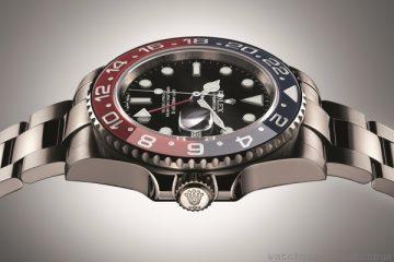 [2014 Basel] 勞力士推出新款GMT-Master II Ref.116719