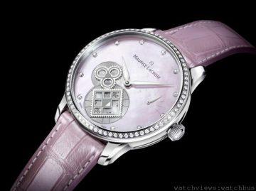[2014 pre-Basel] 艾美匠心系列方形齒輪Masterpiece Square Wheel腕錶